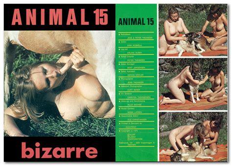Animal Bizarre 15 Vintage Zoo Magazines Zoo Sexorg