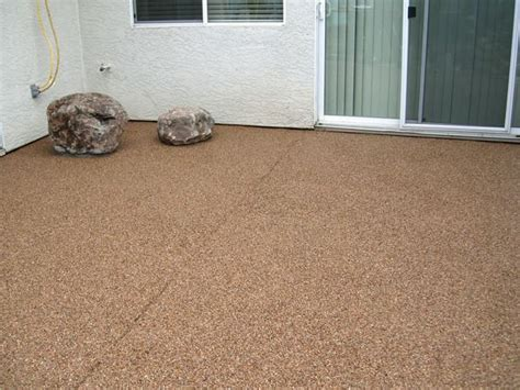 17 best ideas about pebble patio on light