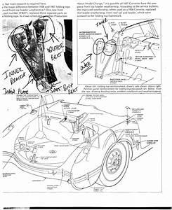 2005 C6 Corvette Frame Diagram