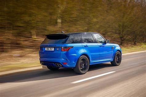 Range Rover Svr 2018 by 2018 Range Rover Sport Svr Review Gtspirit
