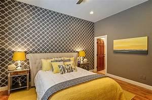 20, Beautiful, Yellow, Bedroom, Ideas
