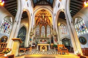 St Mary's Catholic Church - The Altar Photograph by Yhun ...