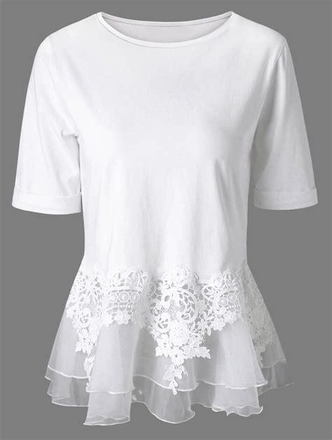 white blouse sleeve 25 best white blouses ideas on white