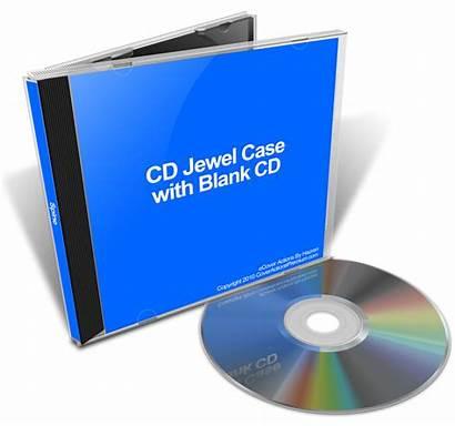 Cd Jewel Case Mockup Template Open Dvd