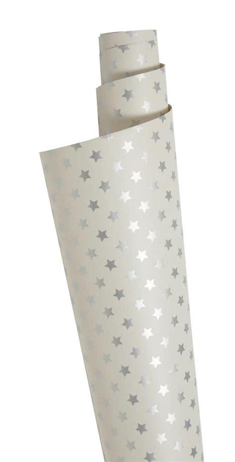 castorama papier peint chambre papier peint duplex etoile gris argent castorama