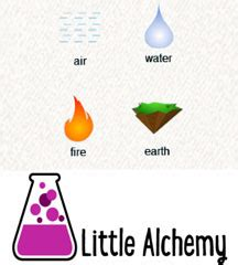 Little Alchemy Dariagamescom