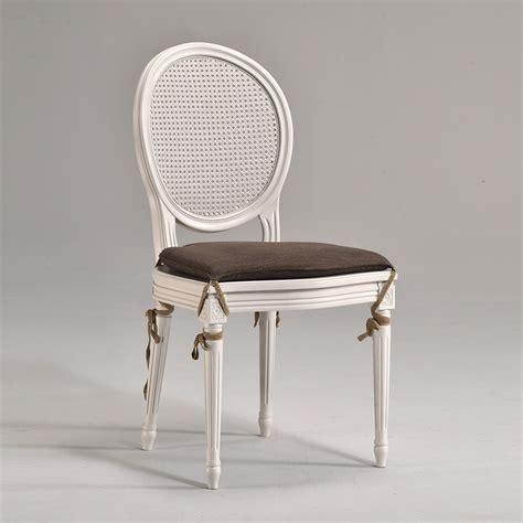 sedia luigi xvi luigi xvi r sedia classica in legno e paglia di vienna