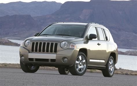 Jeep Compass Wallpapers by Jeep Compass 2008 Wallpaper 347364