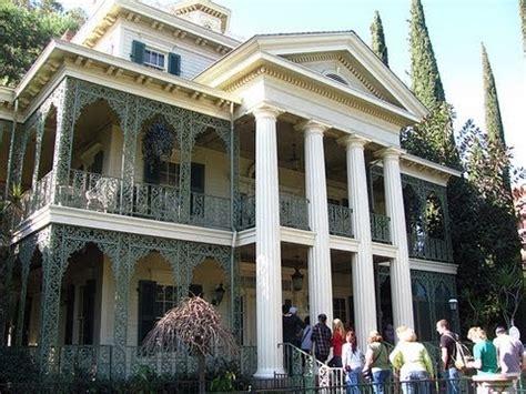 Haunted Mansion ride at Disneyland - HDThrillSeeker - YouTube