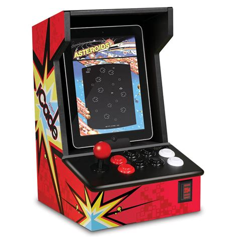 Ion Icade Arcade Cabinet For Ipad Noveltystreet