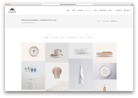 best portfolio free templates 2017 35 best portfolio website templates html