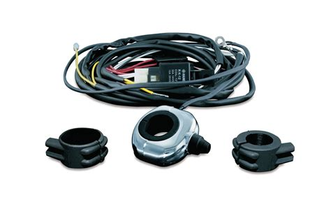 Universal Driving Light Wiring Relay Kits Load