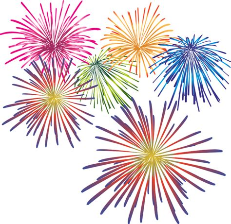 Clipart Fireworks Fireworks Clipart Transparent Www Imgkid The Image