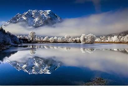 Winter Wallpapers Mirror Nature Desktop Background 500px