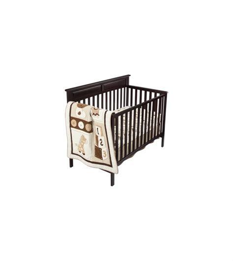 kidsline tiddliwinks lil toys 3pc crib bedding set