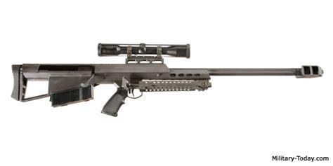 Barrett M95 Anti-Material and Sniper Rifle   Military ...