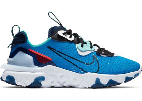 Nike react vision updates including retail prices, release dates, where to buy. Nike React Vision Photo Blue - CD4373-400