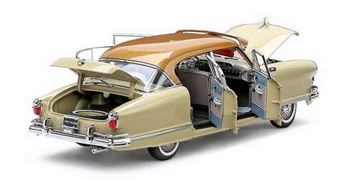 Die Cast Model Tn sun 1 18 1952 nash ambassador airflyte diecast car