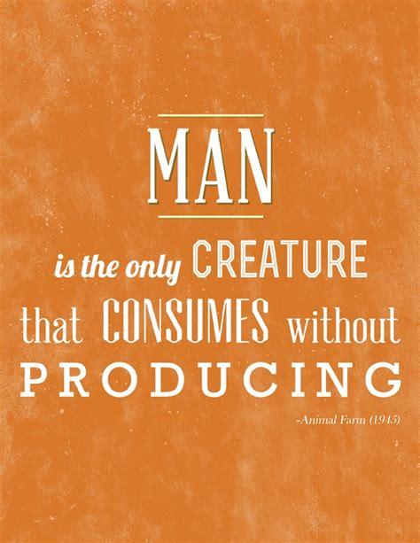 Animal Farm Novel Quotes