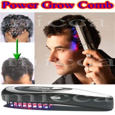 light therapy hair growth comb hair loss prevention care hair loss laser light