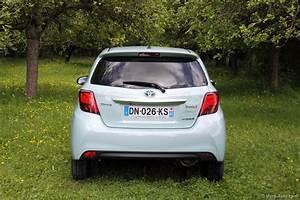 Essai Toyota Yaris Hybride 2018 : vivre auto toyota yaris hybride cacharel essai 07 ~ Medecine-chirurgie-esthetiques.com Avis de Voitures