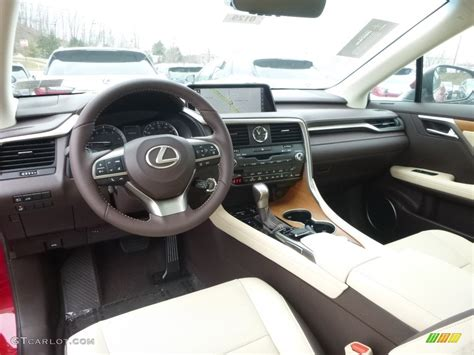 lexus rx red interior 2017 matador red mica lexus rx 350 awd 118200287 photo 9