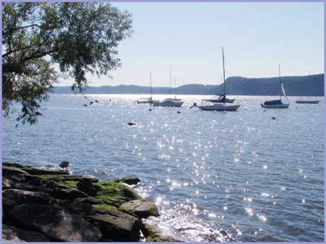 Ossining Boat And Canoe Club by Home Town Of Ossining New York