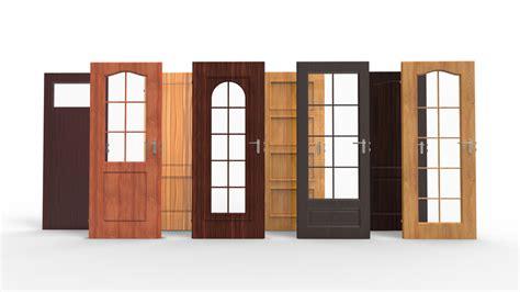 porte de la cuisine porte pleine ou porte vitrée pour votre entrée