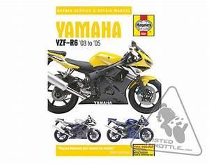 Haynes Repair Manual For Yamaha Yzf
