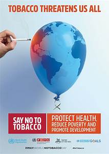 WHO | World No Tobacco Day, 31 May 2017