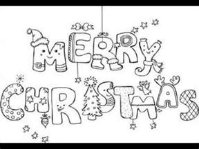 merry coloring pages that say merry coloring sheets printables