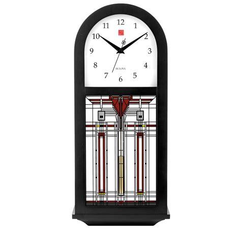 bulova frank lloyd wright clock frank lloyd wright harley bradley wall clock c4836 7994