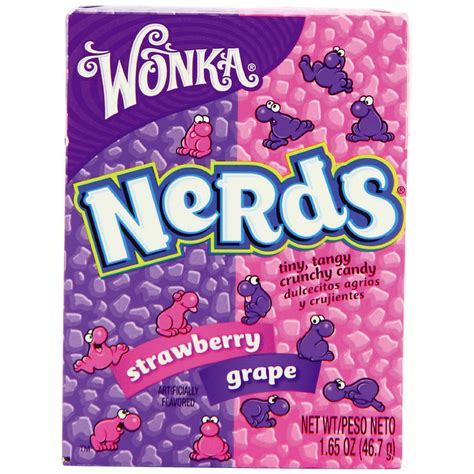 Nerds Grape & Strawberry | All Distributed Items ...