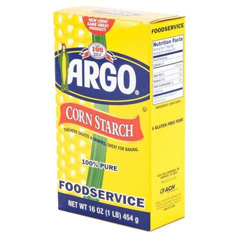 0 mg sodium (0% dv); Corn starch - Alchetron, The Free Social Encyclopedia