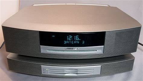 bose wave  system im test high tech radiowecker