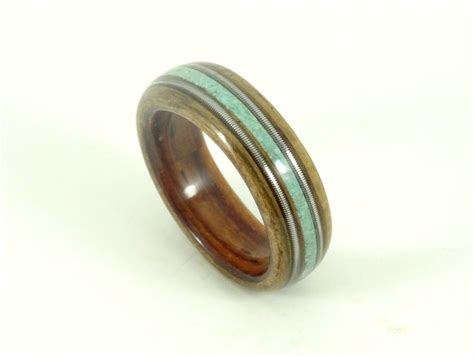 Wood Rings Wooden Rings Mens Wood Rings Wooden Wedding