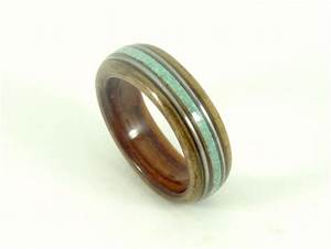 wood rings wooden rings mens wood rings wooden wedding With wooden wedding rings for men