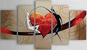 cuadros, pinturas, oleos: Cuadros bonitos abstractos
