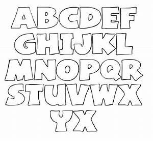 Free printable alphabet stencils creating a free for Create letter stencils