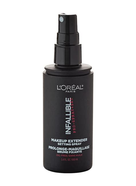L Oreal Infallible Spray l oreal 174 infallible setting spray amerimark