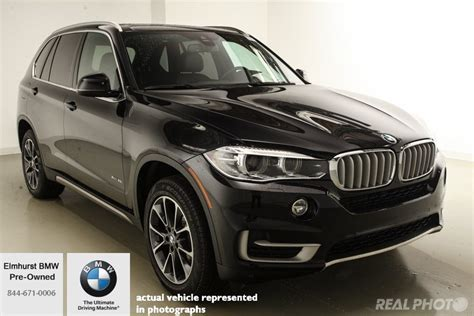 Pre Owned Bmw X5 by Pre Owned 2017 Bmw X5 Xdrive35i Sport Utility In Elmhurst