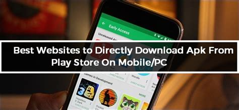 top 3 best websites to directly apk from play