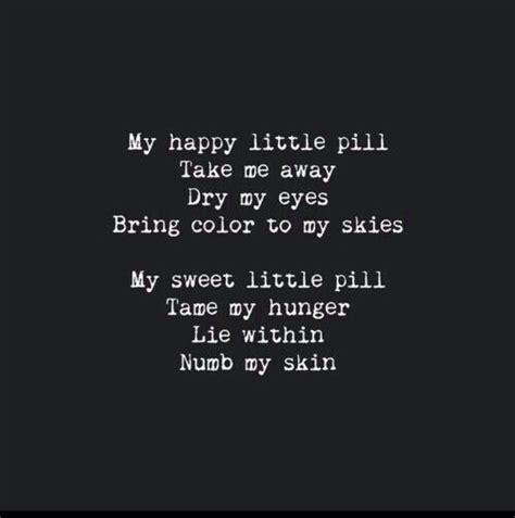 Happy Pill Quotes