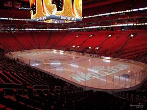 Section 105 At Little Caesars Arena Detroit Red Wings