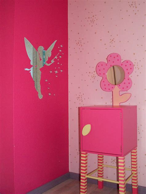 sticker mural chambre fille miroir mural chambre fille paihhi com