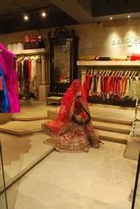 A peak inside the Sabyasachi Bridal Store....Simply Magic ...