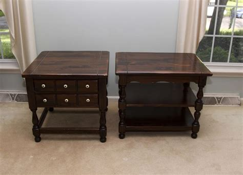 vintage ethan allen end tables 27 best ideas for the house images on pinterest ethan