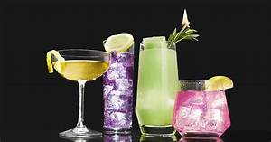colorful cocktails 4 naturally neon drink recipes supercall