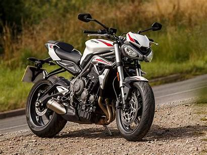 Triumph Triple Street Mcn 660 Bike