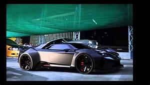 Lamborghini Aventador Blue Neon wallpaper | 1280x720 | #14990